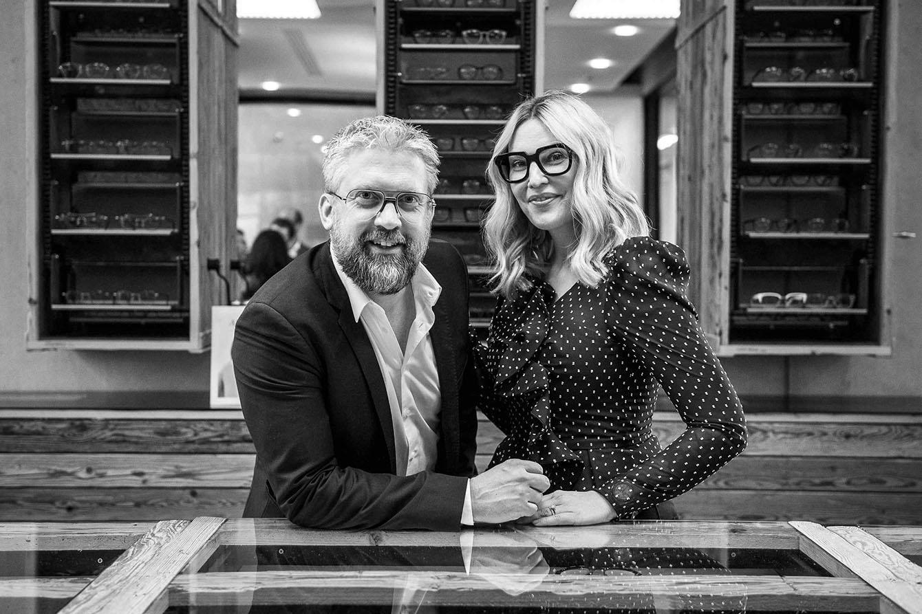 Andreas Pirkheim - CEO, Katharina Schlager - Designer