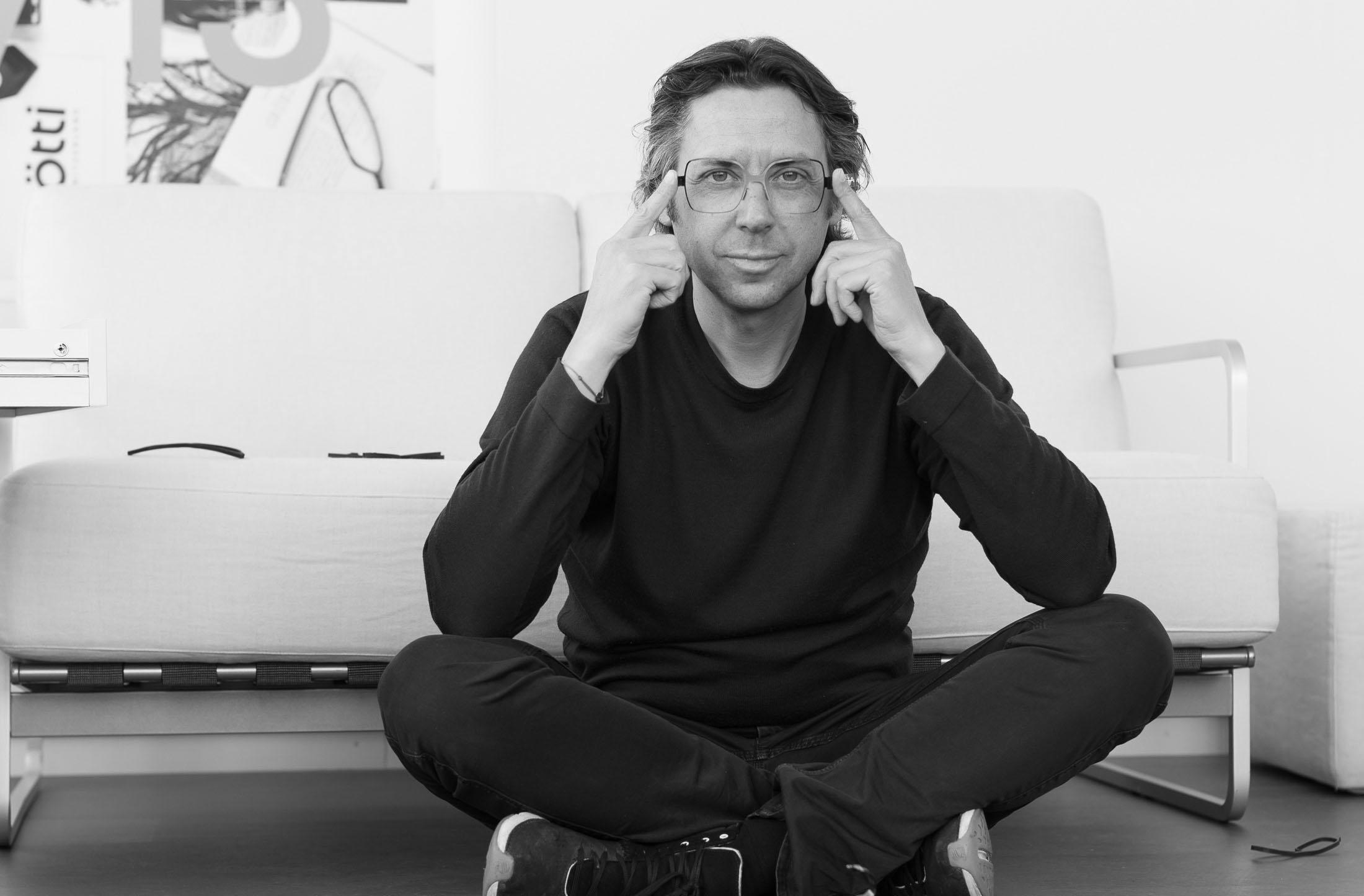 Sven Götti - CEO e Designer